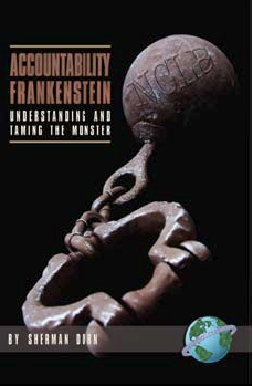 Accountability Frankenstein cover